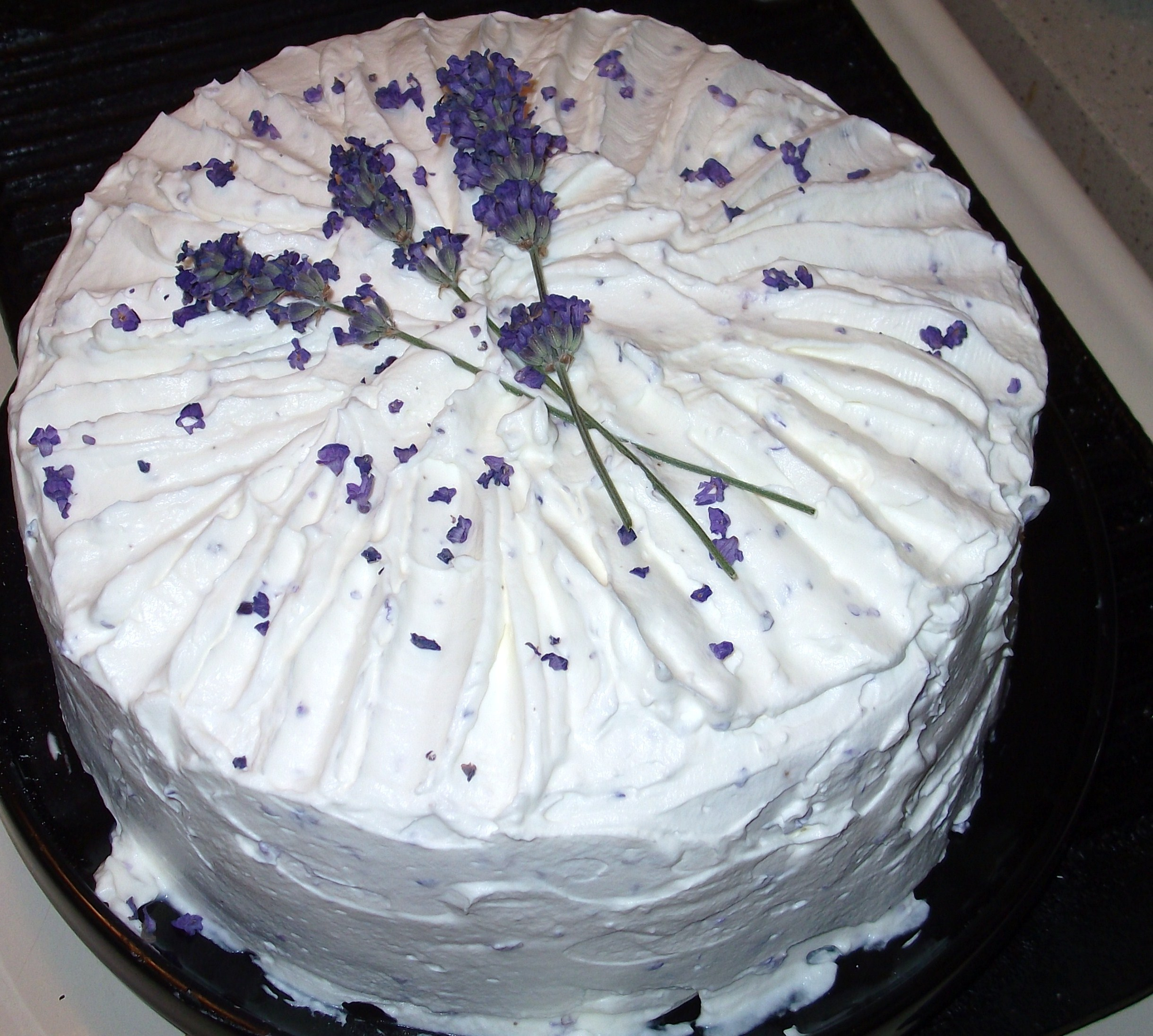 Lavender Tea Cake Recipes